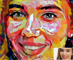 Nielly style portraits