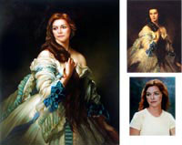 Old master portraits